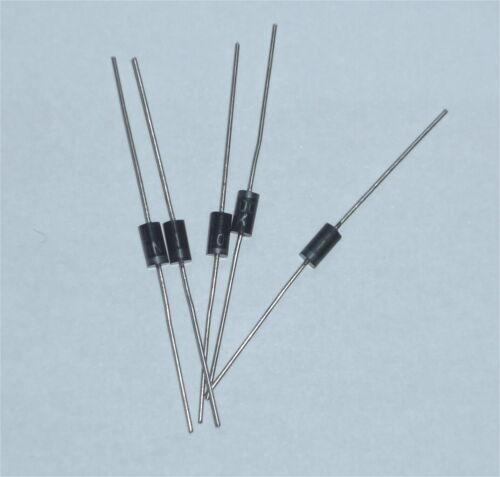 1N4007 Siliziumdiode 1000V 1A  Menge wählen 10//20//30//40 oder 50 Stück 1N 4007