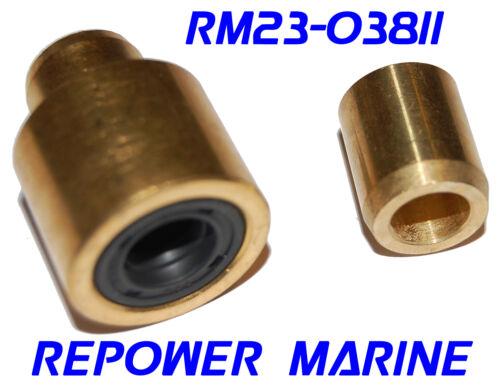 Mr 23-805041A 2 Alpha 87561 Glocke Gehäuse Shift Buchsen Kit für Mercruiser R