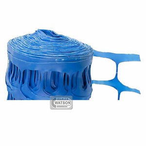 Rete In Plastica Per Cantiere.50m Blu Barriera Recinzione Plastica Recinto Rete Rete Rotolo
