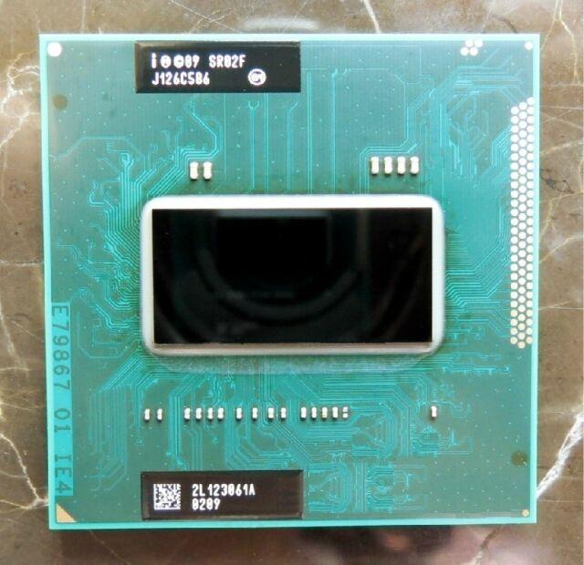 Intel I7 2960XM SR02F CPU 2.7-3.7G/8M FF8062700834603