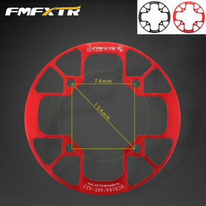 104bcd MTB Round Oval Narrow Wide Chainring 30//32//34//36//38//42T Bike Chainwheel