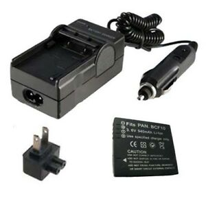 Cable USB Panasonic Lumix dmc-fs33 Lumix dmc-fp8 cargador negro