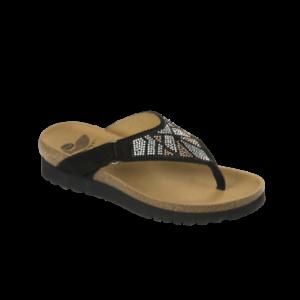 Scholl Taglie Varie Kimi Black Sandals wrp4Uw