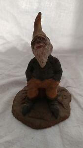Amos Garden Gnome Figurine