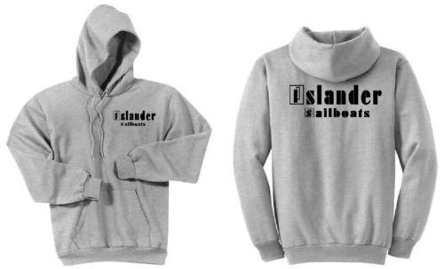 Islander Sailboats Hoodie Sweatshirt