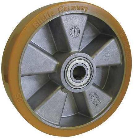 ZORO SELECT ALTH 200//20K-B12 Caster Wheel,Polyurethane,8 in.,1760 lb.