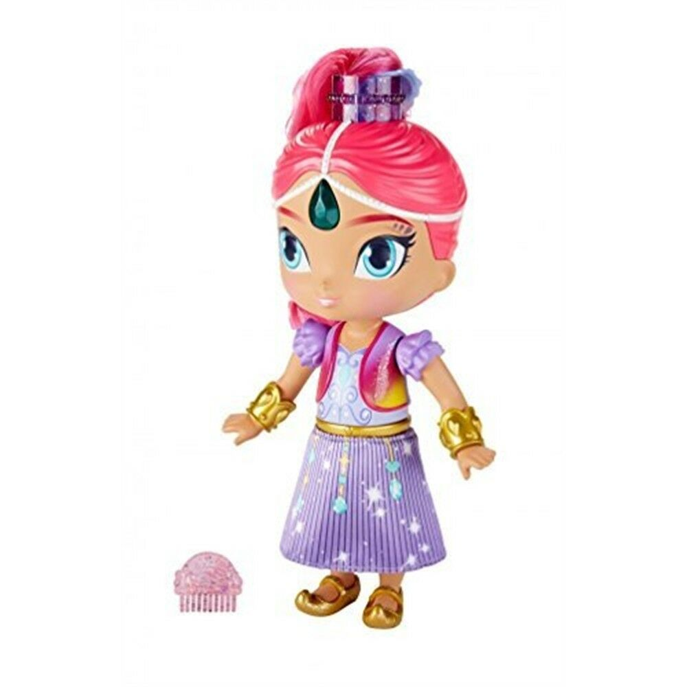 Shimmer And Shine Fhn28 Rainbow Doll Assorted - - - Wish Twirl New Br Fisher Price 843b58