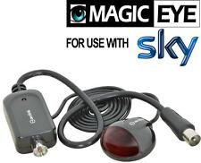 Magic Eye Tv Link Para Sky Hd Sky Plus-Reloj Sky En 2 Habitaciones
