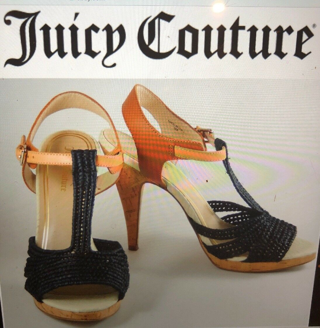 Juicy Couture Women's Amali High Heel Sandals