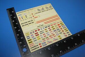 PARK MODELS 350001 DECALS T-20-1//35