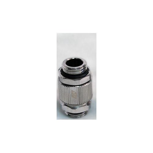 Swiftech G1//4-MMEXT-MEDIUM-CHR G1//4 Male-Male Lok-Seal SLI//CrossFireX connector
