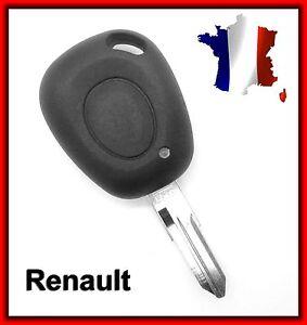 COQUE PLIP BOITIER CLÉ BIP RENAULT MEGANE//ESPACE//SAFRANE//CLIO//SCENIC//LAGUNA