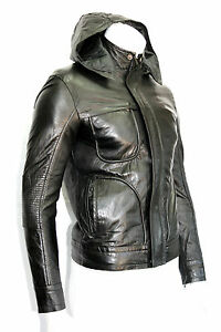 Mens-GHOST-PROTOCOL-Hooded-Mission-Impossible-Black-Real-Leather-Jacket