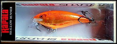RAPALA SHALLOW SHAD RAP SSR 5 cm GF Goldfish color