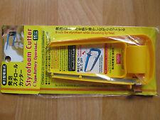 "Styrofoam Cutter 3/4"" x 4.3"" Hot Wire Foam Knife - Fast Ship from California."