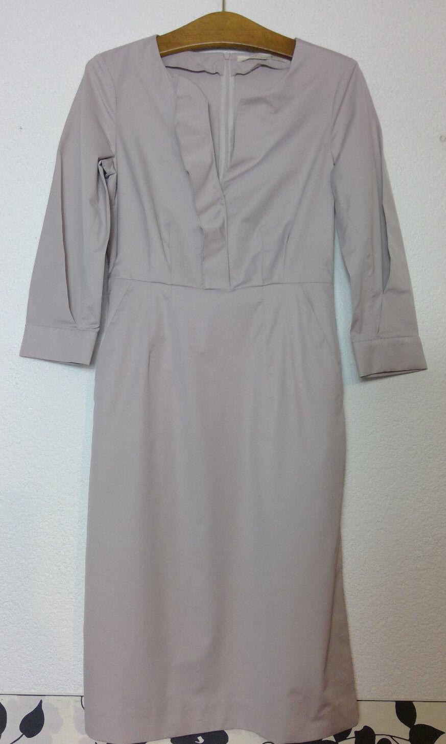 Schumacher elegantes Kleid Gr. 2 S Dress Robe Cocktailkleid Etuikleid