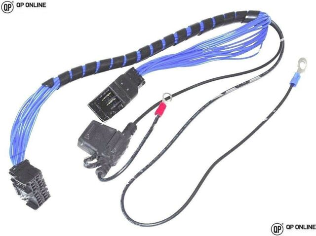 range rover p38 coil spring conversion wiring harness da4136eas ebay rh ebay co uk