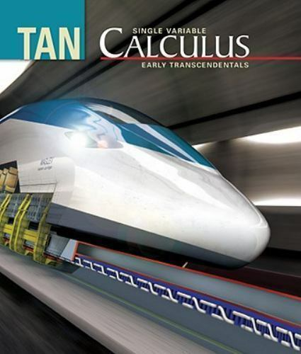 Available 2011 Titles Enhanced Web Assign: Single Variable Calculus : Early  Transcendentals by Soo Tan and Soo T  Tan (2010, Hardcover)