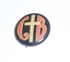 Early-1900s-pin-CHRISTIAN-pinback-CROSS-button-C-B-Letters-initials thumbnail 1