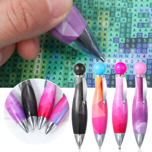 Diamond Painting Mermaid Bowling Point Drill Pen Cross Stitch Sewing Accessories