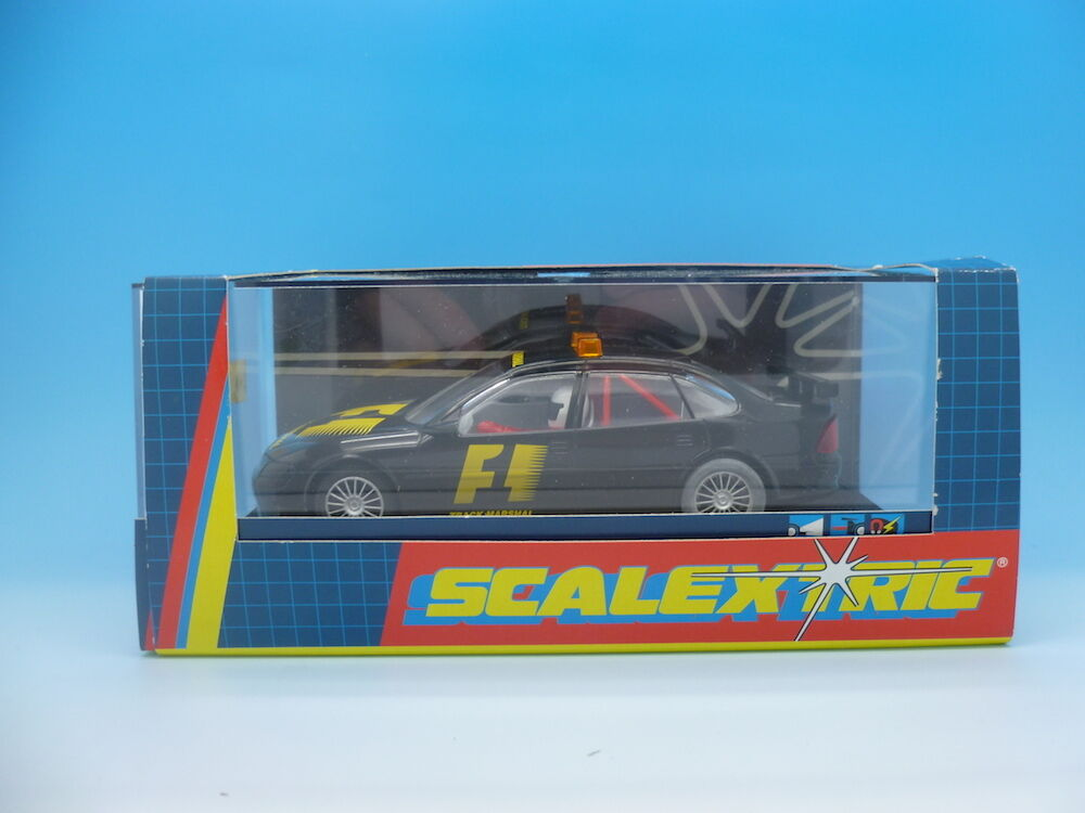 Scalextric C2196 F1 Marshall's Car
