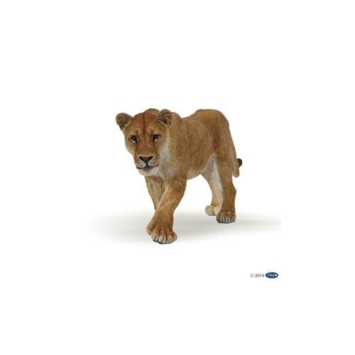 Regno Animale Selvatico-modello 50028 LEONESSA Figura Papo
