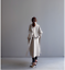 Womens-Winter-Wool-Blend-Lapel-Collar-Trench-Coat-Belted-Oversize-Jacket-Outwear thumbnail 5