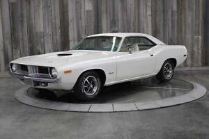 1972-Plymouth-Barracuda-Rare-Cuda-Numbers-Matching-Barracuda-Restored