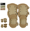 Knieschoner Knie Knee Elbow Pads Set Alta type System Protector Airsoft Camping
