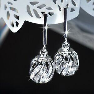 18k-gold-gf-made-with-SWAROVSKI-crystal-ball-filigree-stud-dangle-earrings