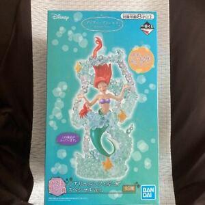 Ichiban Kuji DISNEY PRINCESS Last One Prize The Little Mermaid ARIEL Figure NEW