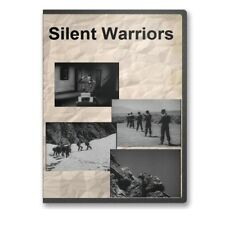 Silent Warriors: U.S. Army Special Forces Big Picture Documentary DVD - C833