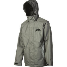 Nomis Connect Touch Jacket Mens Snowboard Ski Waterproof Gray M