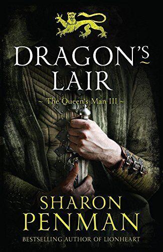 1 of 1 - Dragon's Lair (The Queen's Man),Sharon Penman