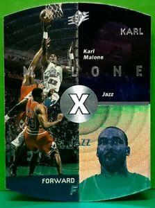 Karl Malone regular card 1997-98 Upper Deck SPx #44