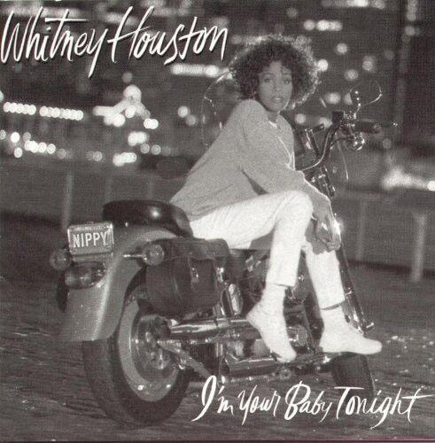 Whitney Houston - I'm Your Baby Tonight [New CD]