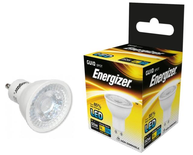 Energizer Led Gu10 Spotlight Bulbs