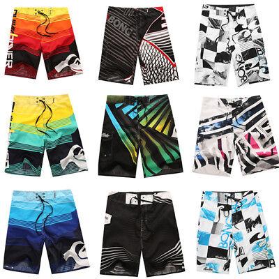 Men/'s Quick-Dry Swim Beach Pants Boardshorts Surf Shorts Board Trunks Size 30-38