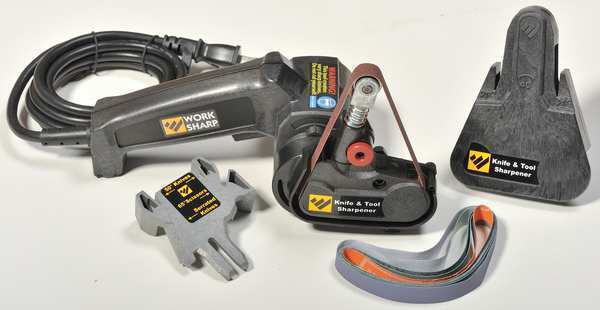WORK SHARP WSKTS Knife and tool sharpener, WorkSharp