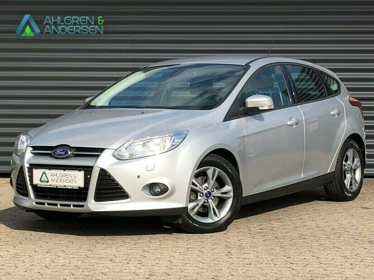 Ford Focus 1,0 SCTi 100 Edition 5d