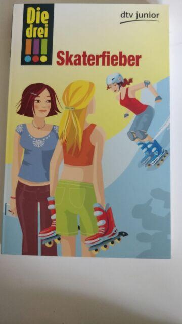 Die drei !!! Skaterfieber von Henriette Wich (2010, Taschenbuch)