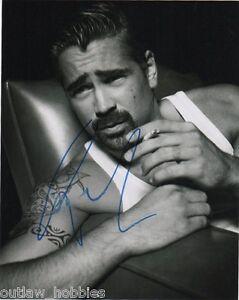 Colin-Farrell-Autographed-Signed-8x10-Photo-COA-D