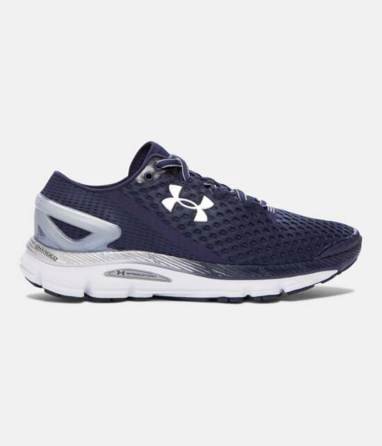 newest collection eb8e9 992ba UNDER ARMOUR SPEEDFORM GEMINI 2 RUNNING SHOES NAVY MEN 10.5 NEW 1266212-411