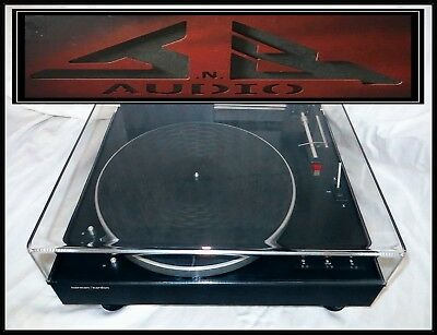 /& ST-7 Harman Kardon Rabco ST-5 J-n-B Audio Pro series Dust Cover NEW ST-6