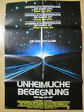 Filmposter * Kinoplakat * A1 * Unheimliche Begegnung der dritten Art * EA 1978