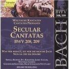 Johann Sebastian Bach - Bach: Secular Cantatas, BWV 208-209 (1999)
