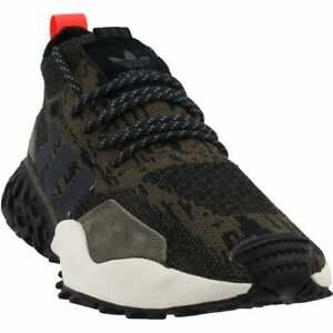 adidas-F-2-TR-Primeknit-Sneakers-Casual-Black-Mens