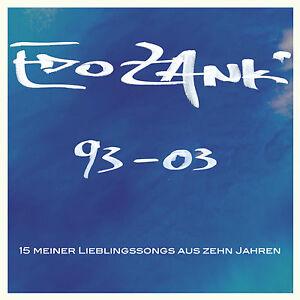 EDO-ZANKI-93-03-CD-Digipack-NEU-15-Meiner-Lieblingssongs-Aus-Zehn-Jahren