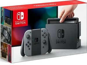 Nintendo Switch (grau)