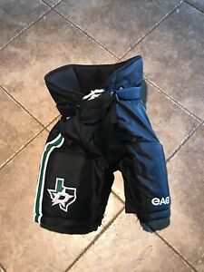 Details about Eagle Pro Stock Hockey Pants Medium Dallas Stars